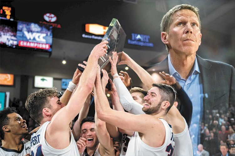 A few words about Mark Few, one of the best coaches in basketball