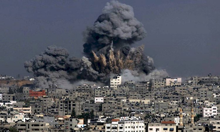 Operation Protective Edge   A War of Demise