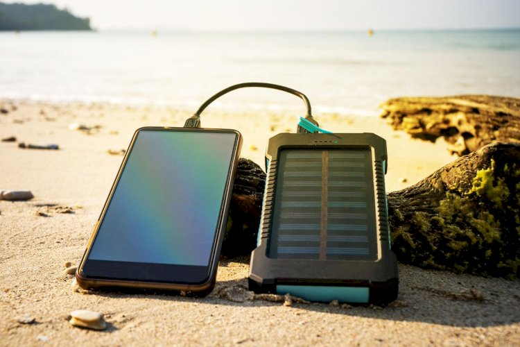 You Can Do All Of Your Outdoor Adventures With The Help Of A Solar Charger
