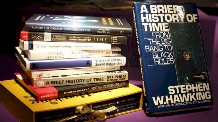 Introductions Of Hawking's Books